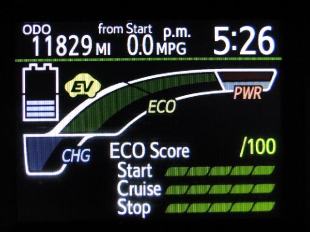 2015 Toyota Prius c Four