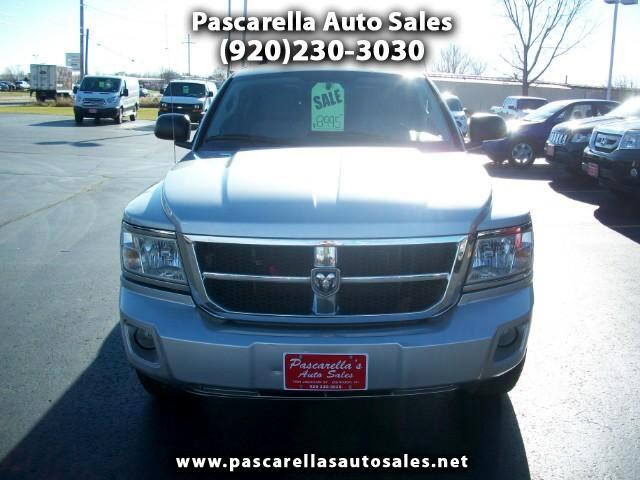 2008 Dodge Dakota SLT Ext. Cab 4WD