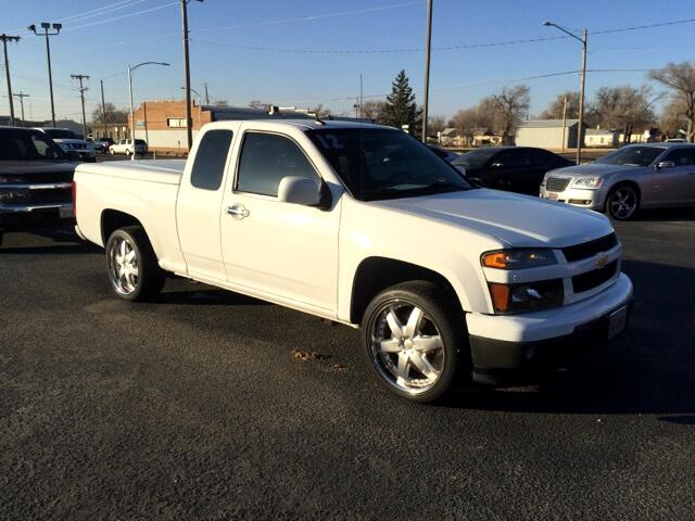 Used 2012 Chevrolet Colorado Work Truck Ext Cab 2wd For Sale In Garden City Ks Ok Co Tx