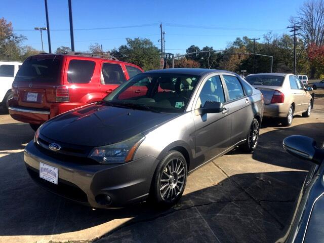 2010 Ford Focus SES Sedan