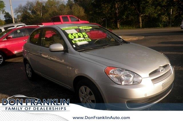 2010 Hyundai Accent GS 3-Door