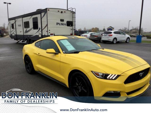 2017 Ford Mustang V6 Coupe