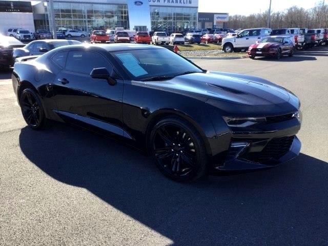 2017 Chevrolet Camaro 2SS Coupe
