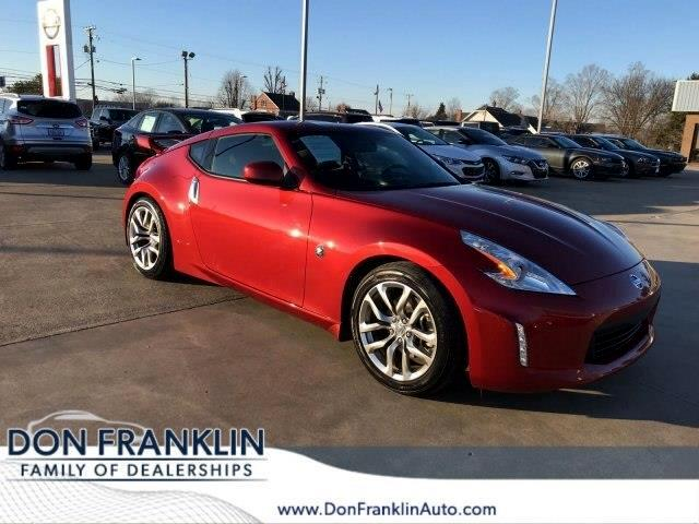 2014 Nissan Z 370Z Coupe 6MT