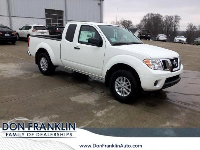 2018 Nissan Frontier SV King Cab 5AT 4WD