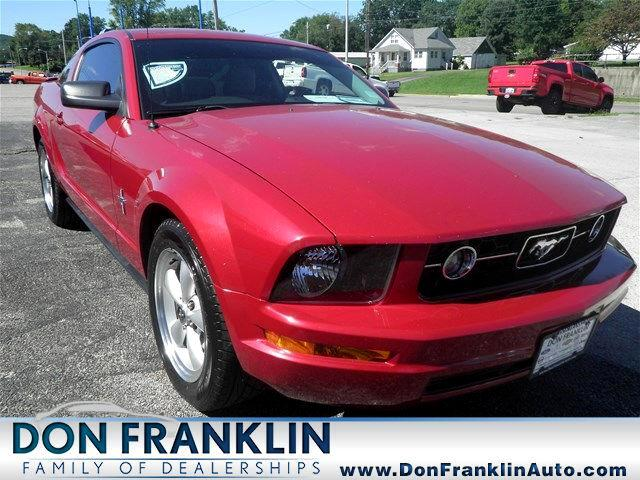 used 2008 ford mustang for sale in columbia ky 42728 franklin nissan. Black Bedroom Furniture Sets. Home Design Ideas