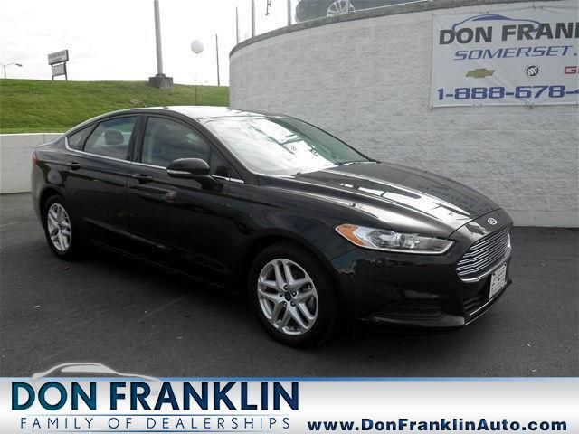 used 2015 ford fusion for sale in columbia ky 42728 franklin nissan. Black Bedroom Furniture Sets. Home Design Ideas