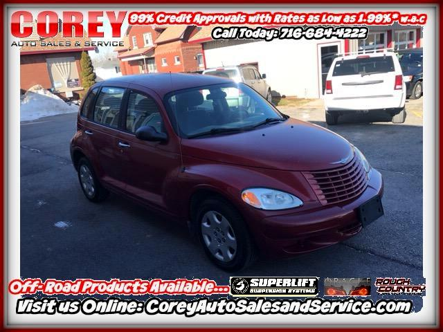 2005 Chrysler PT Cruiser 4dr Wgn