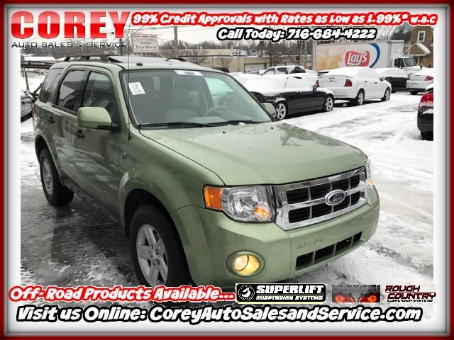 2008 Ford Escape Hybrid Limited FWD