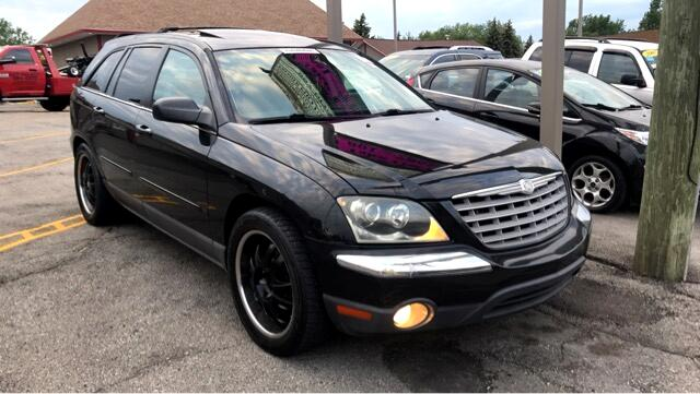 2004 Chrysler Pacifica Limited