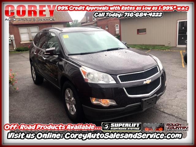 2010 Chevrolet Traverse 1LT AWD