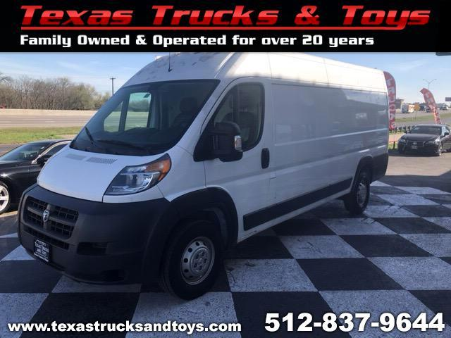 2016 RAM Promaster 3500 High Roof Tradesman 159-in. WB Ext