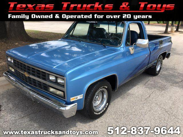 1984 Chevrolet C/K 10 Regular Cab 2WD