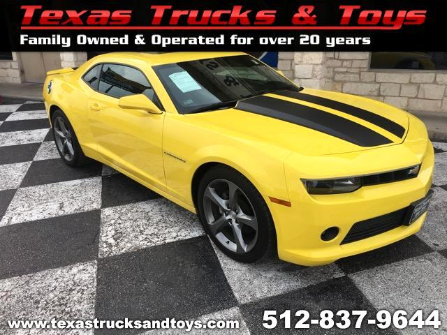 2014 Chevrolet Camaro RS