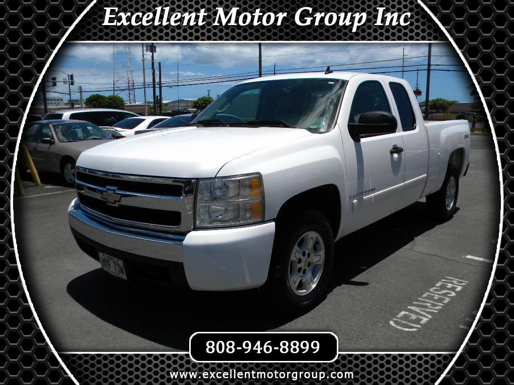 2008 Chevrolet Silverado 1500 LT1 Ext. Cab Short Box 4WD
