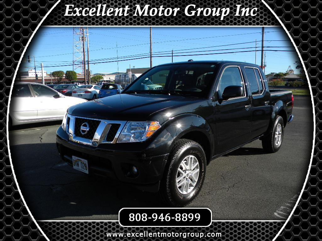 2016 Nissan Frontier SL Crew Cab 5AT 2WD