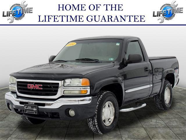 2004 GMC Sierra 1500 SLE Long Bed 4WD