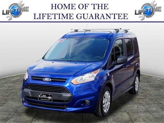 2017 Ford Transit Connect Wagon XLT w/Rear Liftgate