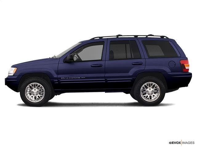 2004 Jeep Grand Cherokee Limited 4WD