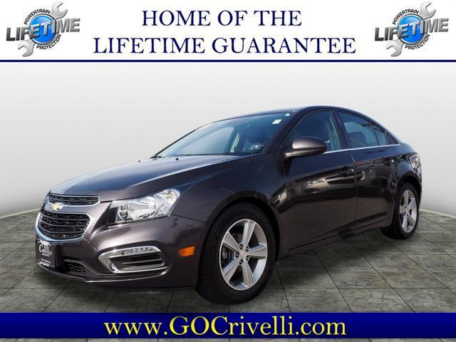 2016 Chevrolet Cruze Limited 2LT Auto