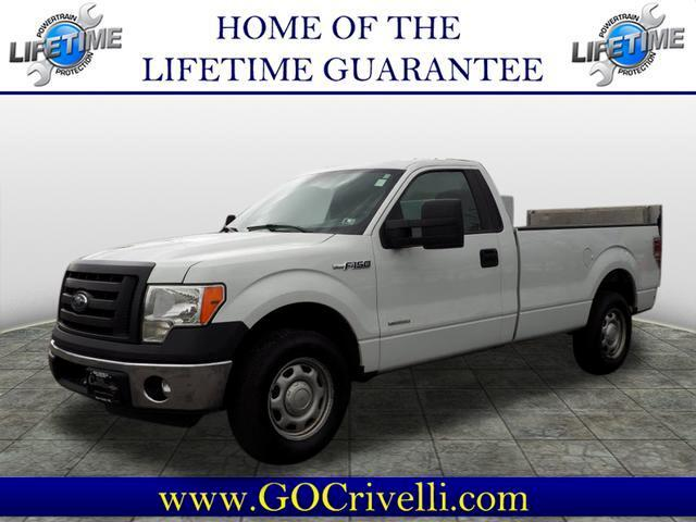 2011 Ford F-150 XL 8-ft. Bed 2WD