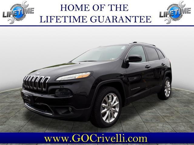 2014 Jeep Cherokee Limited FWD