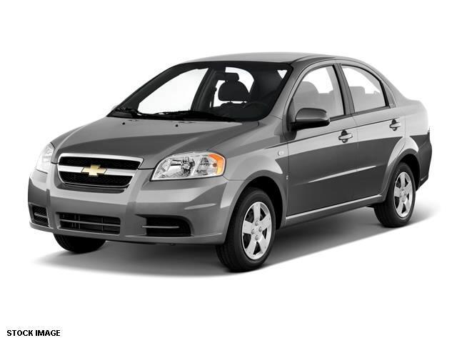 2008 Chevrolet Aveo LT 4-Door