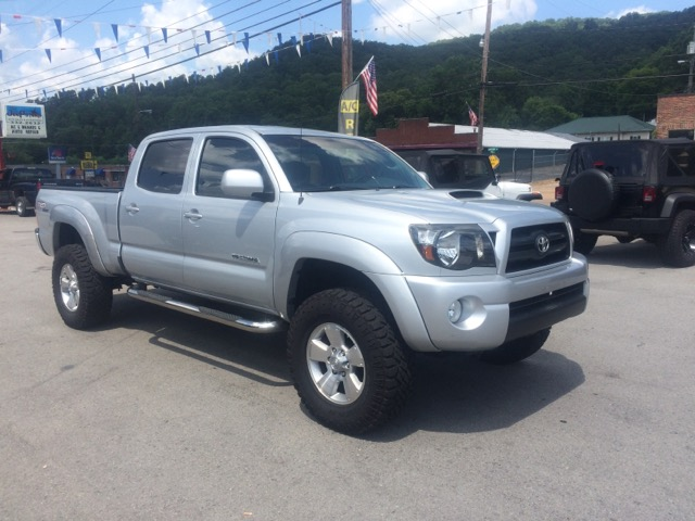 used 2006 toyota tacoma for sale in soddy daisy tn 37379 jeepsters llc. Black Bedroom Furniture Sets. Home Design Ideas