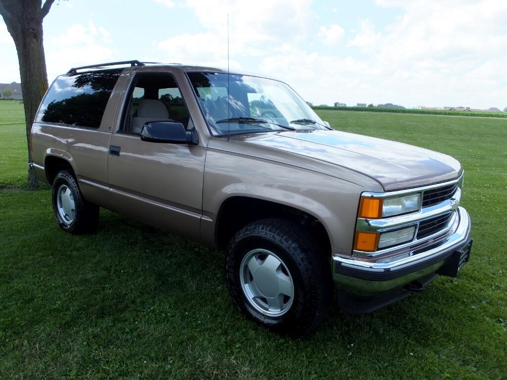 1995 Chevrolet Tahoe 2-Door 4WD