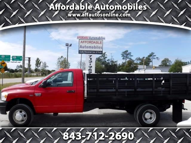 2009 Dodge Ram 3500 Regular Cab 2WD
