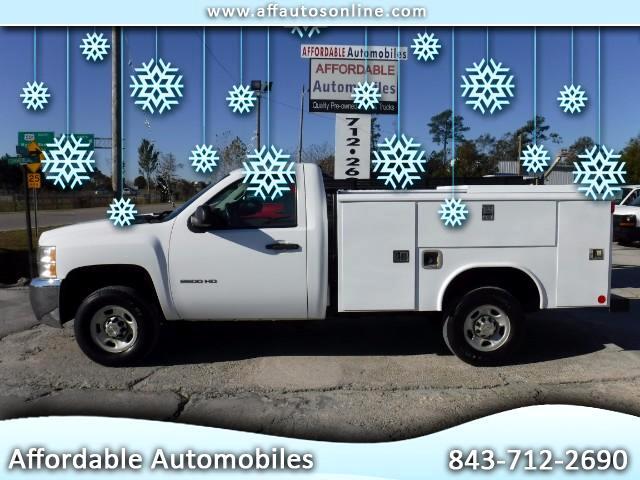 2010 Chevrolet Silverado 2500HD Work Truck 2WD