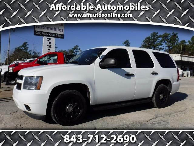2008 Chevrolet Tahoe 2WD - Police/Special Service