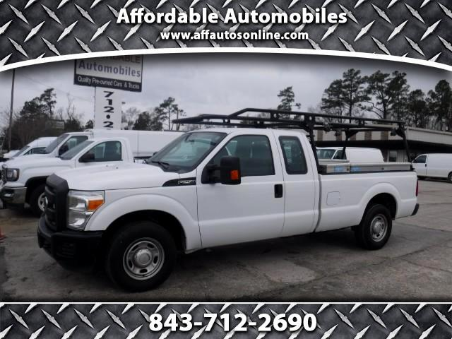 2015 Ford F-250 SD XLT SuperCab 2WD
