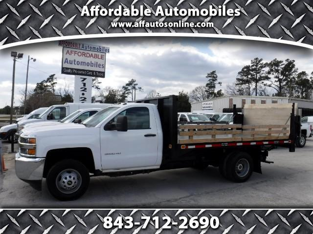 2015 Chevrolet Silverado 3500HD Work Truck Long Box 2WD