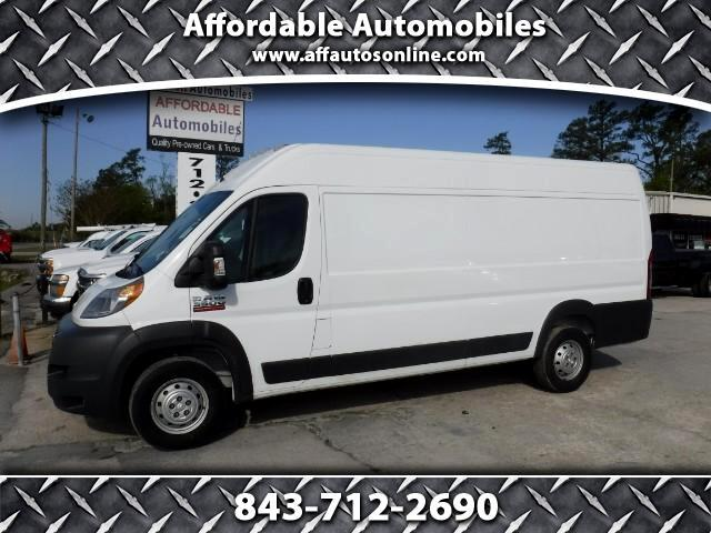 2014 RAM Promaster 3500 High Roof Tradesman 159-in. WB Ext
