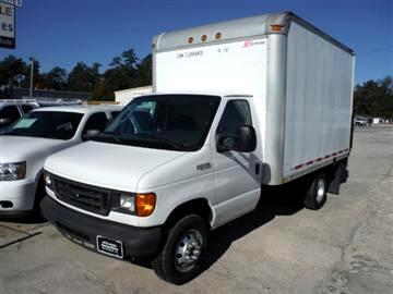 2005 Ford E-Series Van