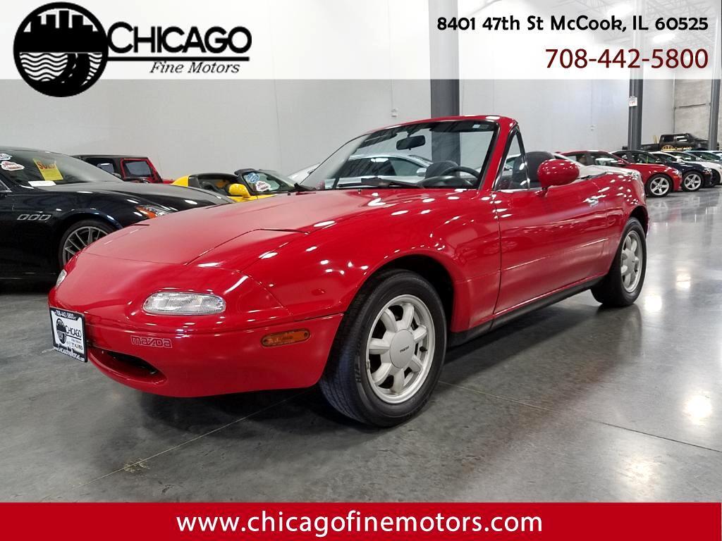 Used 1991 Mazda MX-5 Miata for Sale in McCook, IL 60525 Chicago Fine