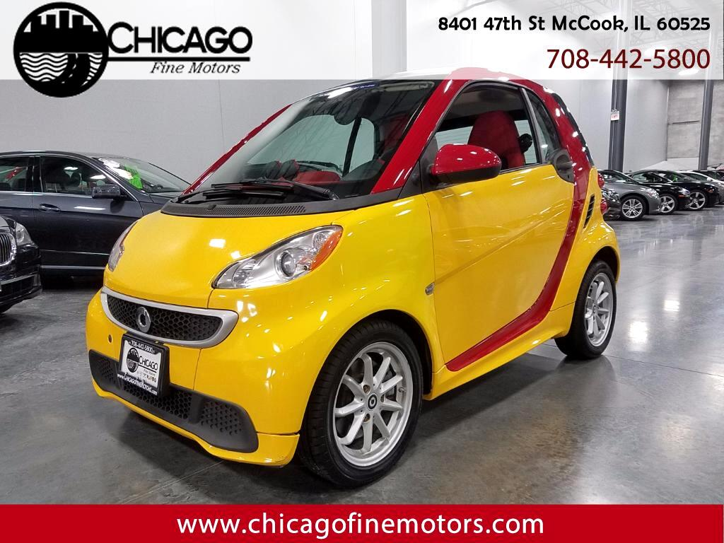 2014 Smart Fortwo electric coupe: 2014 smart Fortwo