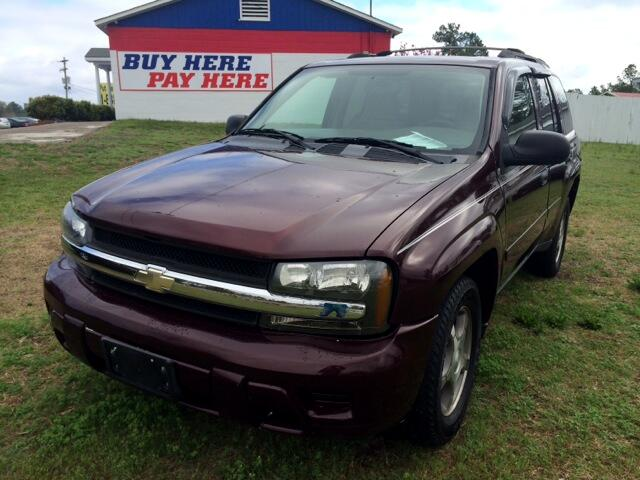 2006 Chevrolet TrailBlazer Visit Carolina Auto Mall online at wwwcarolinaautomallnet to see more p