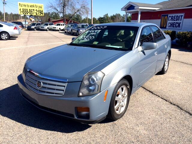2007 Cadillac CTS Visit Carolina Auto Mall online at wwwcarolinaautomallnet to see more pictures
