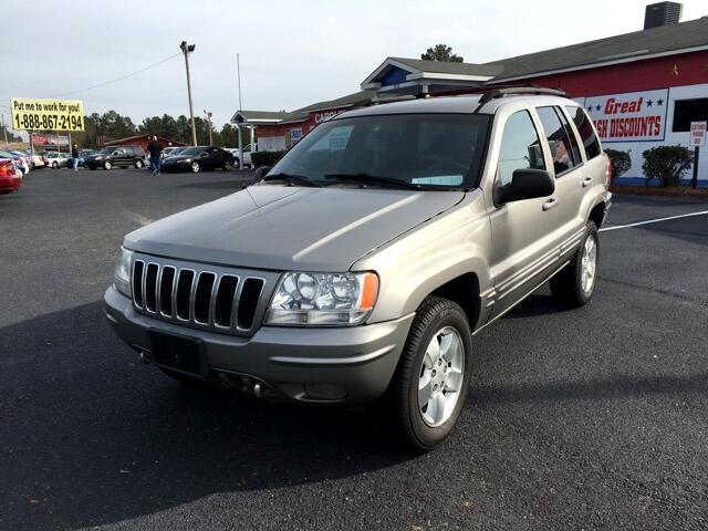 2001 Jeep Grand Cherokee Visit Carolina Auto Mall online at wwwcarolinaautomallnet to see more pi