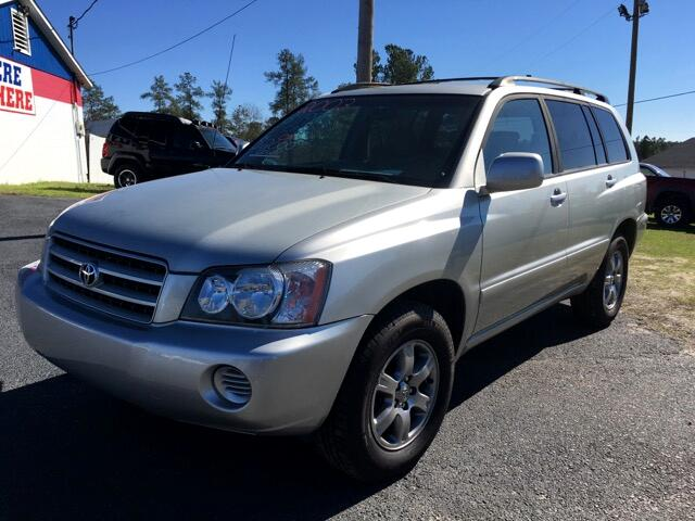2003 Toyota Highlander Visit Carolina Auto Mall online at wwwcarolinaautomallnet to see more pict
