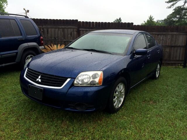 2009 Mitsubishi Galant Visit Carolina Auto Mall online at wwwcarolinaautomallnet to see more pict