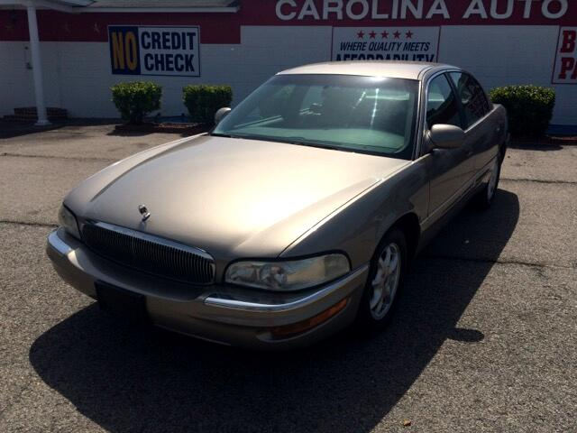 2003 Buick Park Avenue Visit Carolina Auto Mall online at wwwcarolinaautomallnet to see more pict