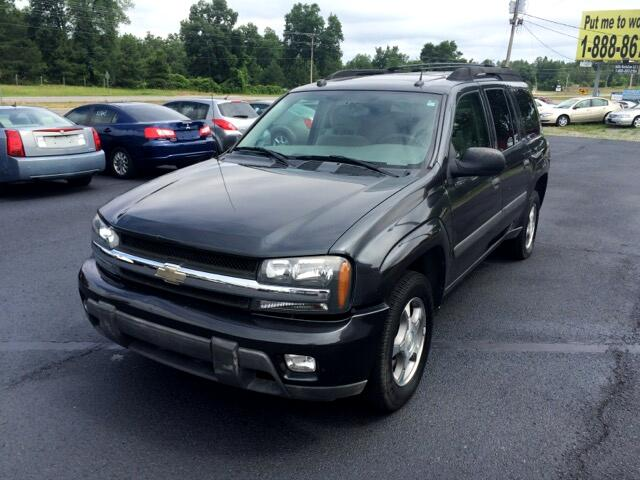2005 Chevrolet TrailBlazer Visit Carolina Auto Mall online at wwwcarolinaautomallnet to see more