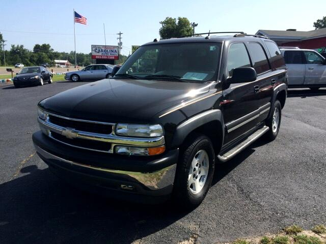 2005 Chevrolet Tahoe Visit Carolina Auto Mall online at wwwcarolinaautomallnet to see more pictur