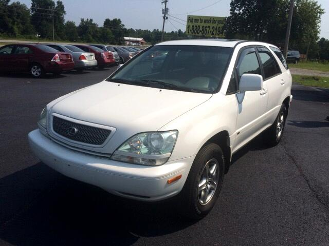 2002 Lexus RX 300 Visit Carolina Auto Mall online at wwwcarolinaautomallnet to see more pictures