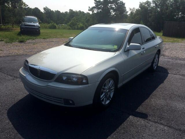2005 Lincoln LS Visit Carolina Auto Mall online at wwwcarolinaautomallnet to see more pictures of