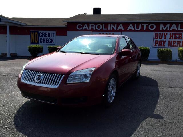 2006 Mercury Milan Visit Carolina Auto Mall online at wwwcarolinaautomallnet to see more pictures