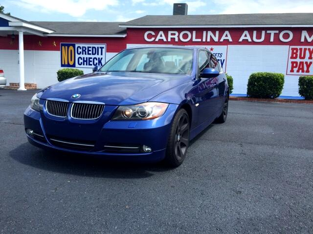 2007 BMW 3-Series Visit Carolina Auto Mall online at wwwcarolinaautomallnet to see more pictures o